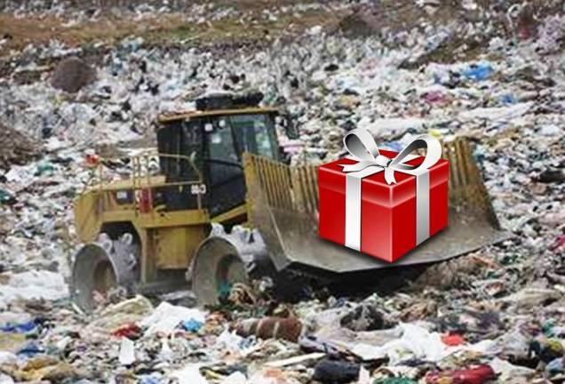 dump gift
